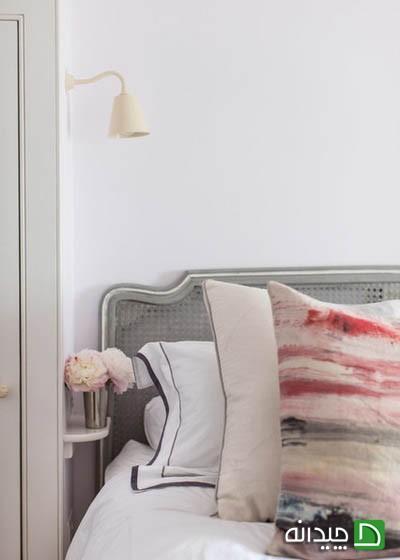 شلف های دیواری زیبایی که جایگزین پاتختی ها در اتاق کودک هستند