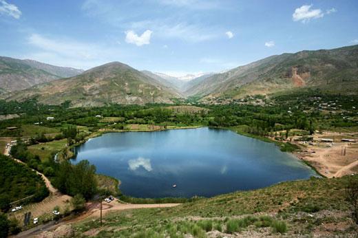 زیباترین و دیدنی ترین دریاچه های ایران