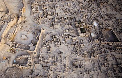 بم؛ هفت سال پس از زلزله  تصاویر
