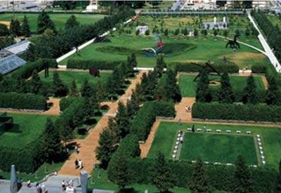 7 باغ حیرت انگیز دنیا