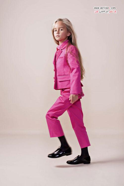 مدل لباس های بچه گانه برند شان و تاد در زمستان 2017