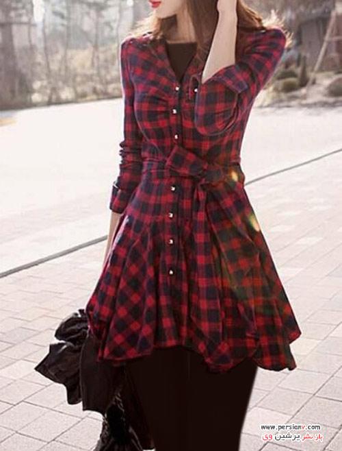 گلچینی از ده مدل لباس و کفش دوست داشتنی در فصل زمستان