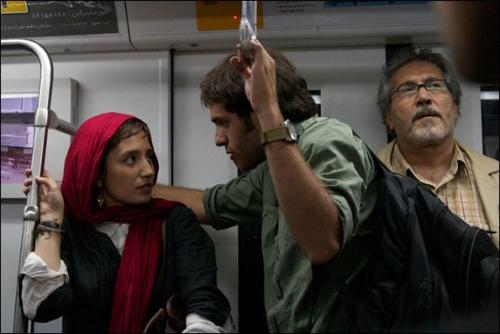 عکسهای فاطمه معتمدآریا، پیمان معادی و فرهاد اصلانی در فیلم قصه ها