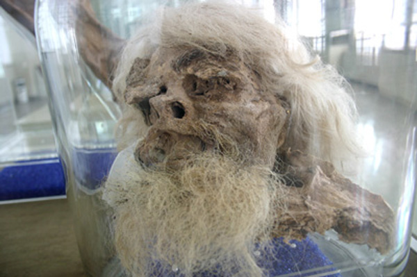 عکس : پیرمرد 1700 ساله ایران !