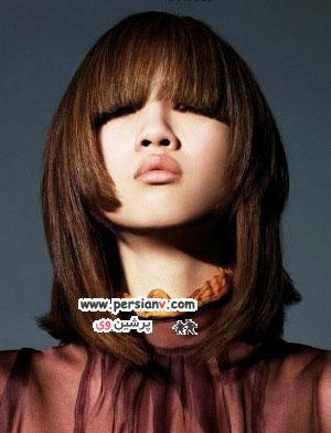 جدیدترین مدل موهای Layer برای موهای صاف (عکس)