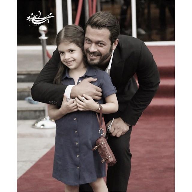 عکس های جدید بازیگران و افراد مشهور و فرزندانشان