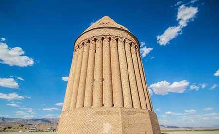 سفربه برج تاریخی و دیدنی رادکان