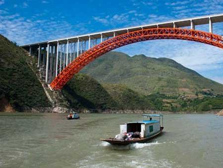12 رودخانه برجسته دنیا