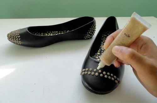 نونوار کردن کفش