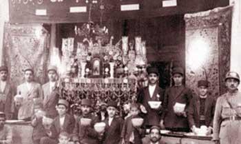 ماه محرم و آداب و رسوم مردم تهران قدیم`