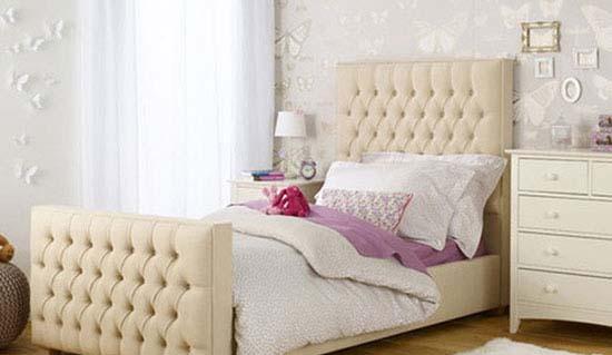 تخت خواب های دخترانه لوکس و رویایی برای دکوراسیونی شیک