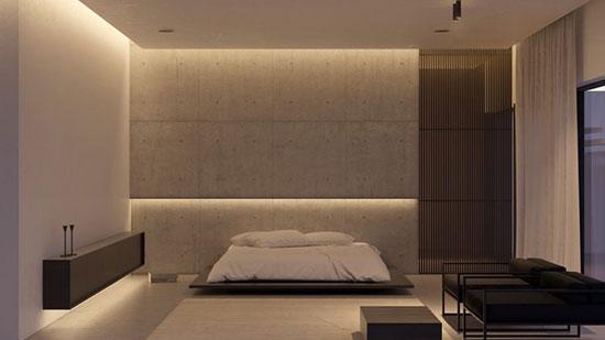 اتاق خواب های مینیمال و مدرن برای خانه های امروزی