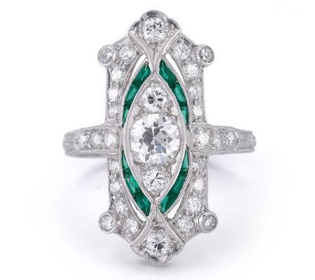 زیباترین و جذاب ترین حلقه های نامزدی سنتی مخصوص متفاوت پسندان