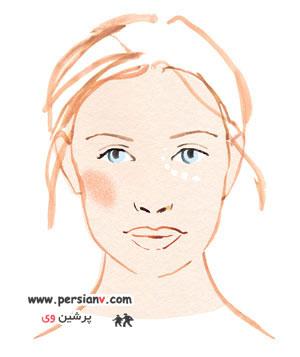 نکاتی درمورد یک آرایش طبیعی با جلوه ای بدون آرایش