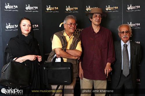 دومین جشن سالانه موسیقی ما با حضور خوانندگان و هنرمندان