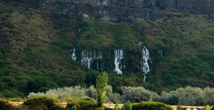 گشتی در زیباترین آبشارهای آمل / طبیعت زیبا را نباید از دست داد