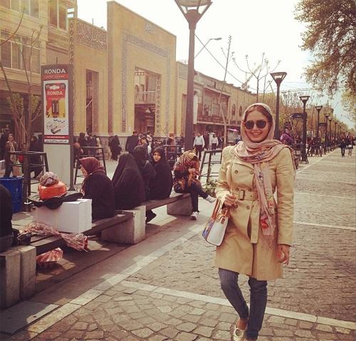 عکس های قدیمی بازار بزرگ تهران