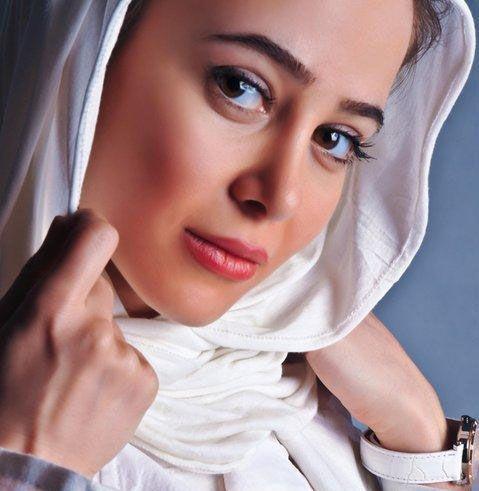 با الناز حبیبی، بازیگری که در 2 سریال ماه رمضان بازی کرد  عکس