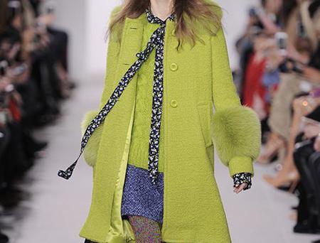 مدل کت وپالتوهای زنانه ; شیک ترین و جدیدترین ها از برند مایکل کورس