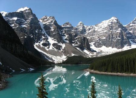 عجایب هفتگانه کانادا تصاویر