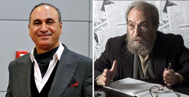 حمید فرخنژاد و مسعود فراستی