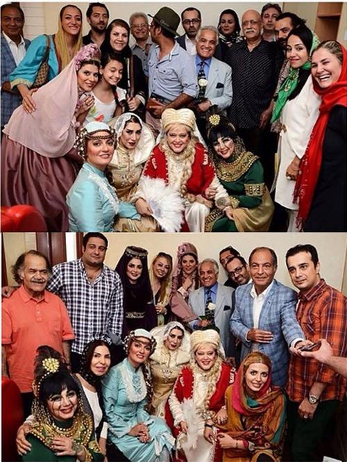 ستاره زن سینمای ایران برای اولین بار از اولین روزهای زندگی مشترکش گفت