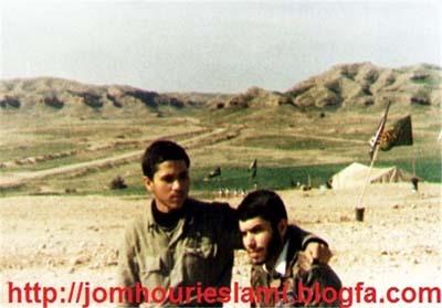 تصاویر جالبی از مسعود ده نمکی از دیروز تا امروز