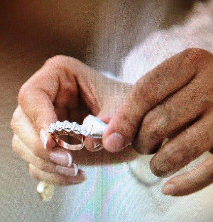 مراسم ازدواج ژیلا صادقی