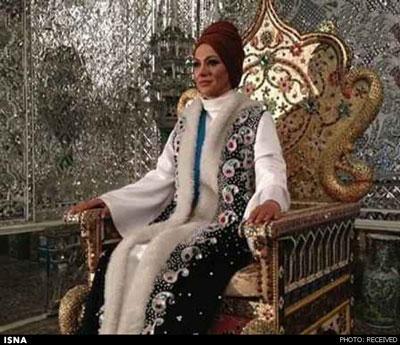 بازیگر نقش فرح در سریال معمای شاه: یک شب تا صبح گریه کردم!