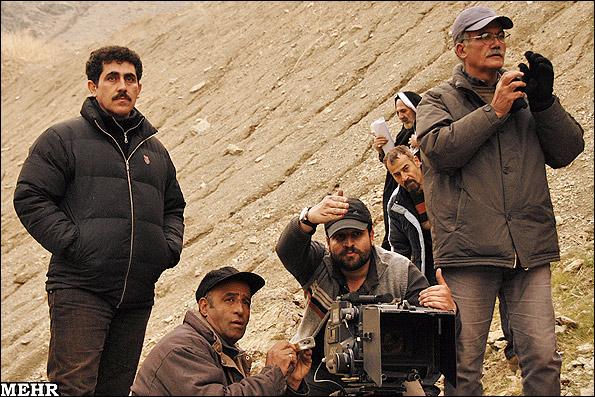 عکسهای دیدنی پشت صحنه فیلم سینمایی ناسپاس