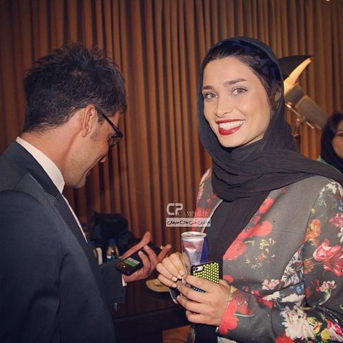 عکس های بازیگران و هنرمندان مشهور در کنسرت سعید عرب