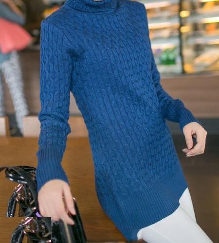 مدل های شیک تونیک بافتنی دخترانه