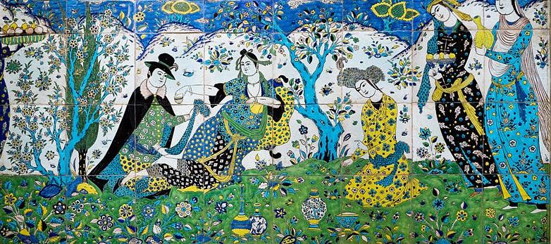 هنر و سیاست در طولِ تاریخِ ایران زمین چگونه بوده است