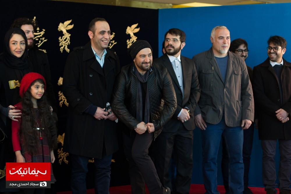 جشنواره فجر حواشی دومین روز در کاخ جشنواره