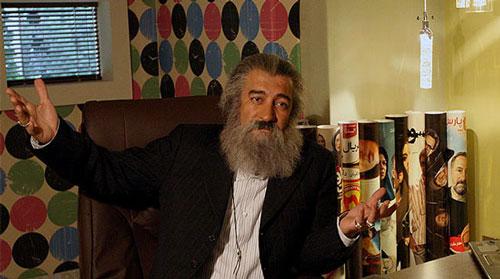 گریم های سنگین بازیگران مشهور ایرانی