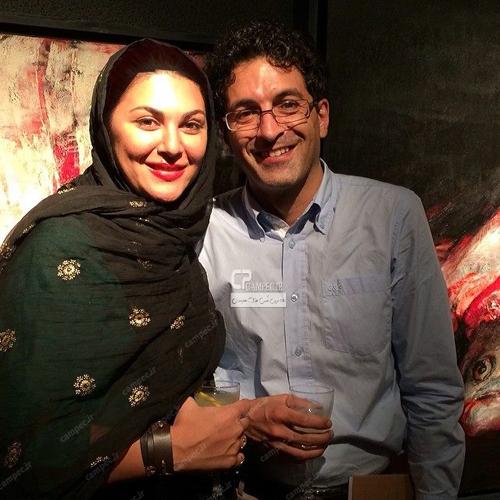 عکسهای جدید بازیگران مشهور با همسرانشان