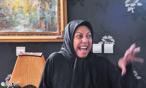 تصاویری از سریال فاخته  پشت صحنه و خلاصه داستان