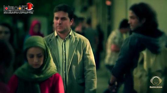 ویدیوی ترانه عاشقانه بنیامین بهادری ، با حضور مادر همسرش و همسر از دست رفتهاش