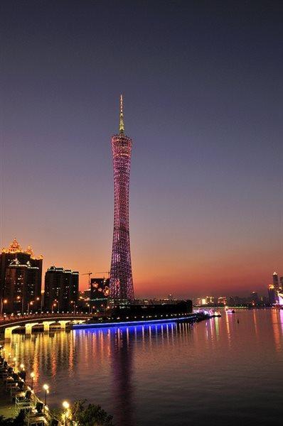 برج کانتون گوانگ ژو