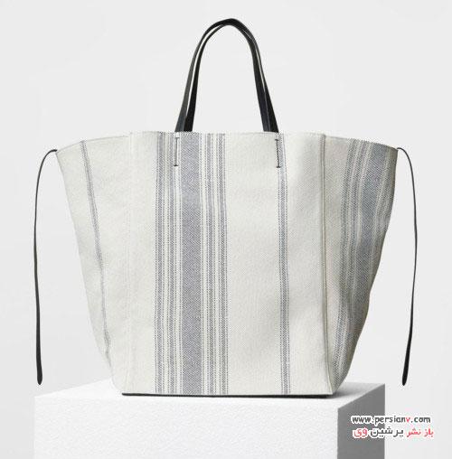 مدل کیف های شیک برند سلین برای بهار 2017