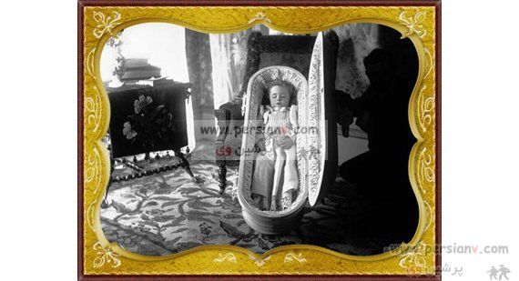 عکسهایی عجیب و واقعی که پس از مرگ گرفته شده اند .!!