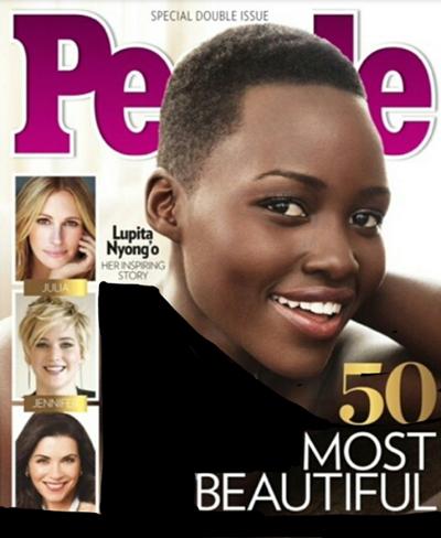 انتخاب یک زن سیاه پوست به عنوان زیباترین زن دنیا
