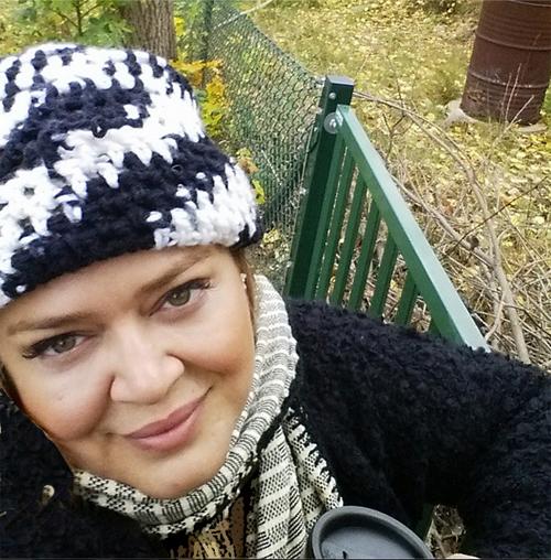 عکس های جدید و متفاوت از بهاره رهنما و دخترش در استکهلم