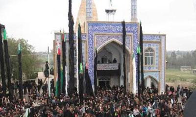 ماه محرم در شهر های مختلف ایران چه حال و هوایی دارد