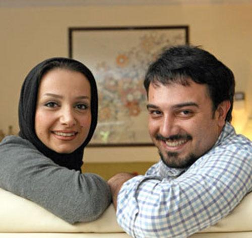 عکسهای برزو ارجمند و همسرش پارمیس زند