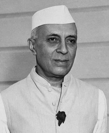 زندگینامه جواهر لعل نهرو، از رهبران جنبش استقلال هند و کنگره ملی هند