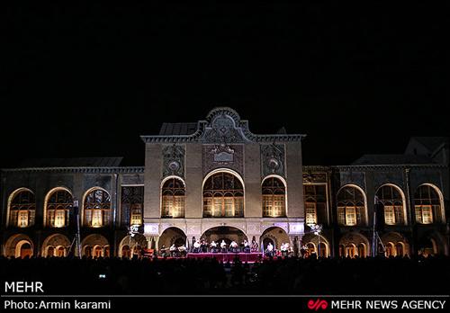 تصاویری از کنسرت همایون شجریان