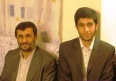 روایتی از عروسی پسر دوم احمدینژاد