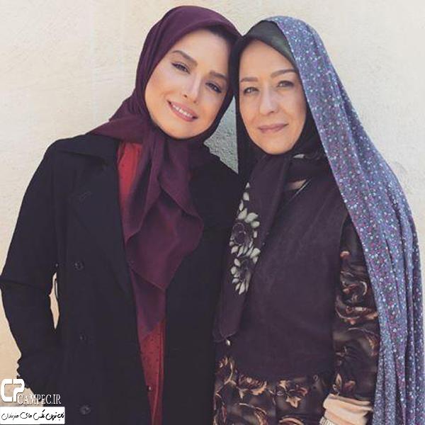 عکس های جدید و دیده نشده از مهراوه شریفی نیا