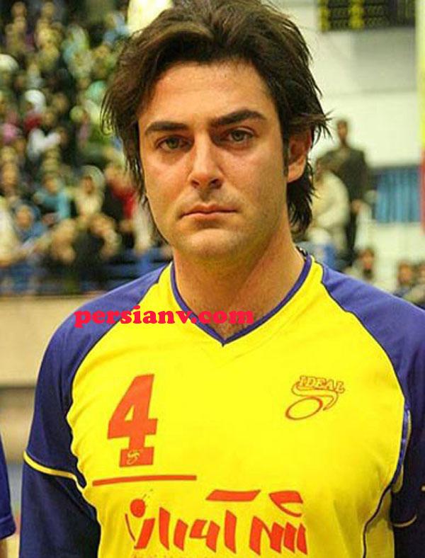 عکسهای دیدنی از محمدرضا گلزار و سایر بازیگران در تیم والیبال هنرمندان